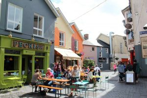 Dining in Ennis